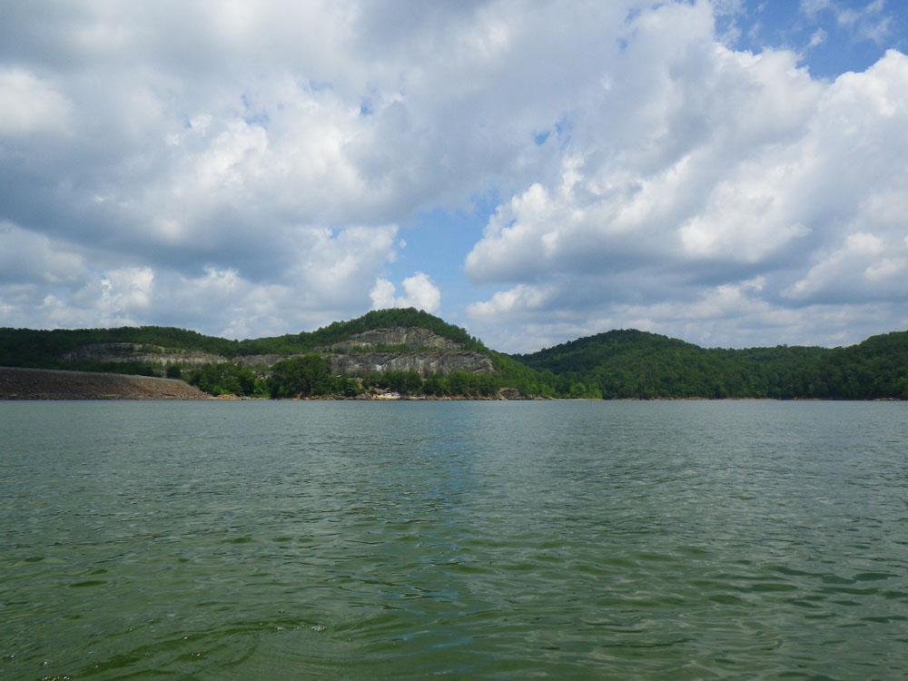 Carters Lake Dam